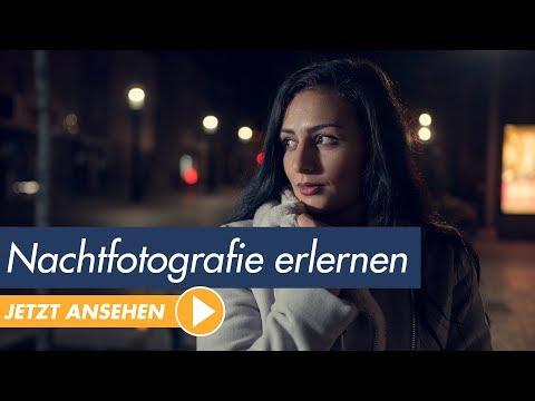 Intro zu Nachtfotografie: Fotografieren im Dunkeln